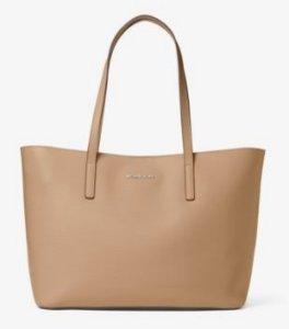 MICHAEL Michael Kors Emry Medium Leather Tote Bag