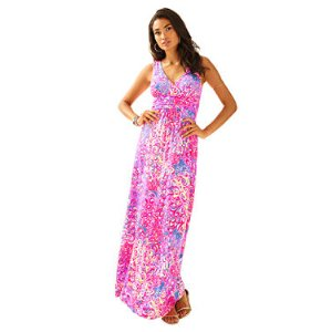 Sloane V-Neck Maxi Dress | 97176 | Lilly Pulitzer