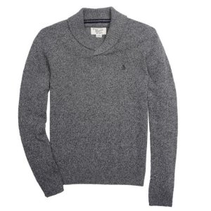 PULL OVER SHAWL SWEATER