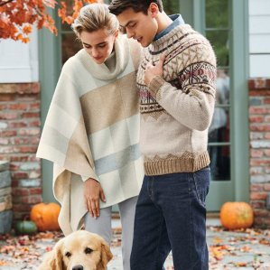 50% Off Sweaters and 40% OffEverything Else @ Lands End