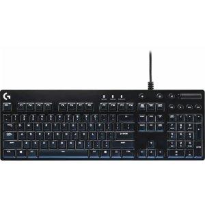 Logitech G610 Orion Red Backlit Mechanical Gaming Keyboard Black 920-007839 - Best Buy