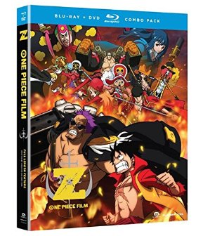 $9.99One Piece: Film Z (Blu-ray/DVD Combo)