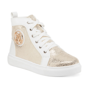 Lace Up High Top Fashion Sneakers - Sneakers & Athletic - T.J.Maxx