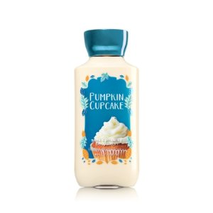Pumpkin Cupcake Body Lotion - Signature Collection - Bath & Body Works
