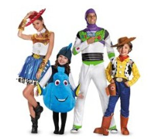 Up to 50% Off Halloween Costumes Sale @ Amazon