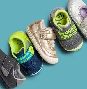 Extra 20% Off Sale Items @ Stride Rite