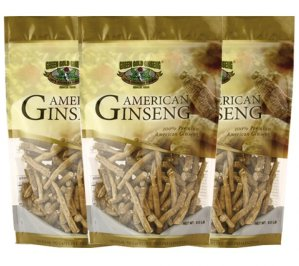Monthly Special Sale100% American Ginseng @ Green Gold Ginseng