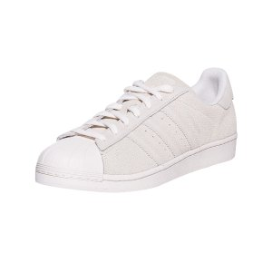 Adidas SUPERSTAR MONO PERF SNEAKER - White | Jimmy Jazz - S79477