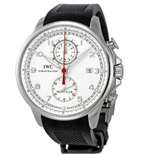 IWC Portuguese Yacht Club Chronograph Men's Watch