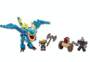 IONIX: How To Train Your Dragon 2 Nadder Large Dragon Set 21002