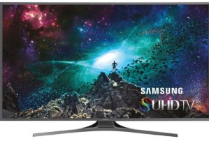 Samsung UN50JS7000 50-Inch 4K Ultra SUHD Smart LED TV