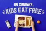 Sunday free Kids eat free @ Chipotle