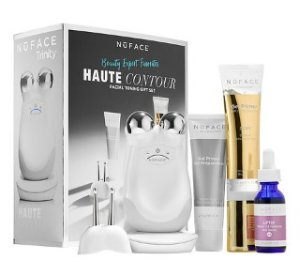 $343.2 NuFACE Haute Contour Facial Toning Gift Set @ Sephora.com