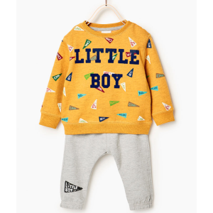 Flags plush outfit - BABY BOY-SPECIAL PRICES-KIDS | ZARA United States