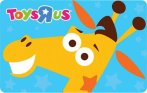 $41.99 Toys R Us Gift Card $50