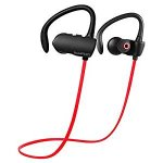 SoundPEATS Wireless Earbuds Sweatproof Secure Fit Bluetooth Headphones for Running