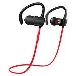 SoundPEATS Wireless Earbuds Sweatproof Secure Fit Bluetooth Headphones for Running