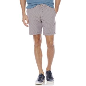 P55 TRICOLOR GINGHAM SHORT | Original Penguin