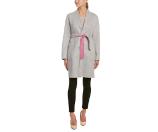 Rue La La — Max Mara Reversible Wool & Angora-Blend Wrap Coat