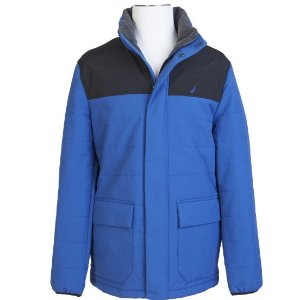 WATER RESISTANT INSULATED FIELD JACKET