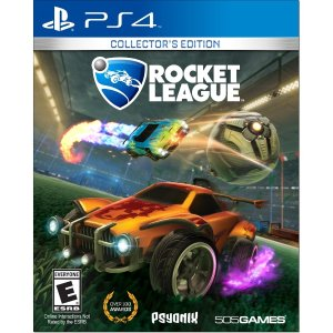 Rocket League Collector's Edition(PS4/Xbox One)