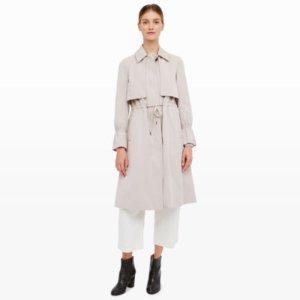 Womens | Coats and Trench Coats | Carolena Trench Coat | Club Monaco