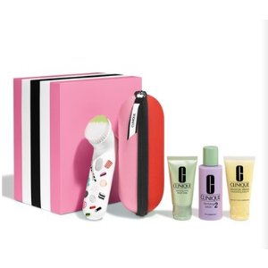 Clinique Sweet Sonic Cleansing System Collection for Very Dry to Dry Combination Skin Types (Limited Edition) ($124 Value) | Nordstrom