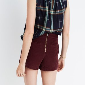 Williams Corduroy Shorts : AllProducts | Madewell