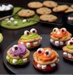 Enjoy Your Party Treats Halloween Recipes @ Walmart