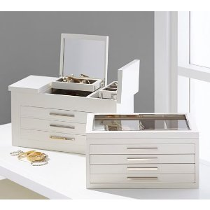Stella Jewelry Boxes | Pottery Barn
