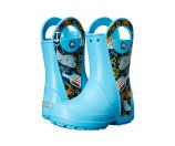 Crocs Kids Handle It Sea Life Boot (Toddler/Little Kid)