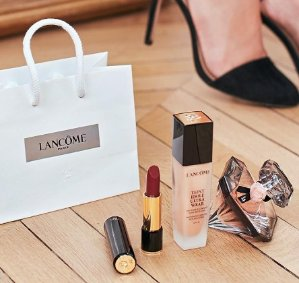 Last Day! 15% Off + up to 11-pc GiftsTeint Idole Ultra 24h Foundation @ Lancôme