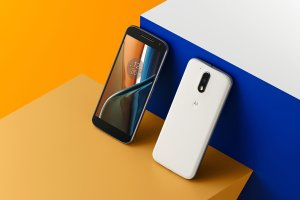 Moto G Play (4th gen.) 16GB Unlocked Ads-Free Smartphone