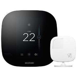ecobee3 智能无线恒温传感器