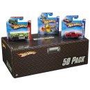 Hot Wheels Basic Car 50-Pack (Packaging May Vary)