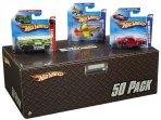 $35.99 Hot Wheels Basic Car 50-Pack (Packaging May Vary)