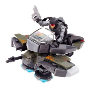 Lowest price! $5.65 Mega Bloks Call of Duty Hoverbike Raid Playset