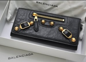 Up to 30% Off Balenciaga Wallets Sale @ Gilt
