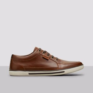 Crown Prince Leather Sneaker | Kenneth Cole