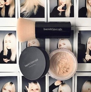 Save 25%on all BareMinerals @ Dermstore