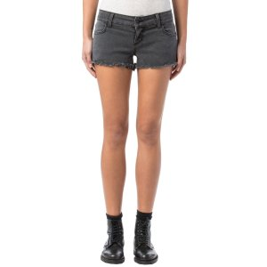 Camilla In Thunderstorm Shorts – Siwy Denim