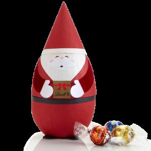Seasonal Santa LINDOR Box | Lindt