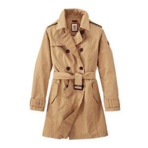 WOMEN'S MT. HOLLY WATERPROOF TRENCH COAT