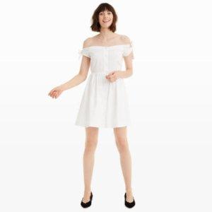 Women | Day to Night | Ahnn Off the Shoulder Dress | Club Monaco