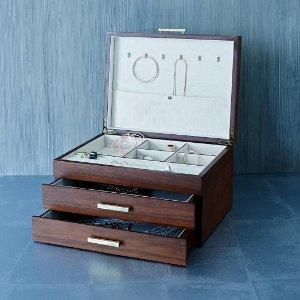 Mid-Century Box - Grand (Acorn) | west elm