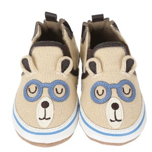BRAINY BEAR BABY SHOES