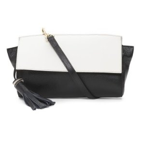 Made In Italy Leather Clutch