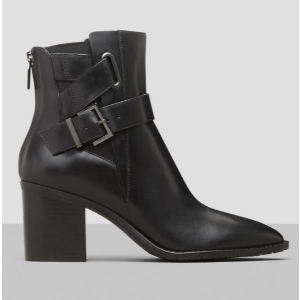 Quincie Buckle Ankle Boot   Kenneth Cole