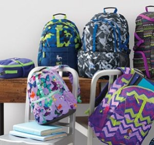 50% Off Backpacks @ Lands End