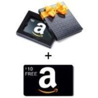 2月份新优惠码!Amazon 购买礼卡满$50送$10大优惠!